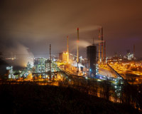 Steel Mill Industry